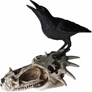 Nemesis Now Skull of Corvax
