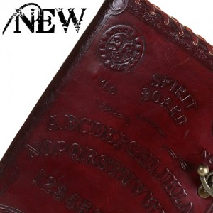 Nemesis Now Spirit Board Leather Embossed Journal