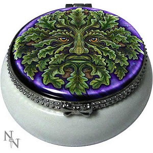 Nemesis Now Lisa Parker Spirit of the Oak Trinket Box
