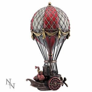 Nemesis Now Steampunk Balloonist Figurine
