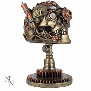 Nemesis Now Steampunk Bionic Ocular Receiver