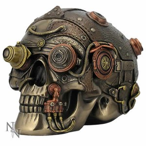 Nemesis Now Steampunk Cranial Optic Enhancer