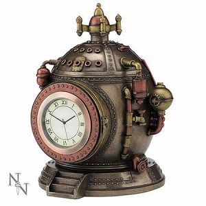 Nemesis Now Steampunk Mechanics of Time