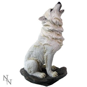 Nemesis Now Storms Cry Wolf Figurine