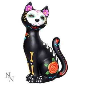 Nemesis Now Sugar Skull Sugar Kitty