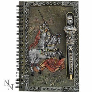Nemesis Now The Conqueror Resin Journal