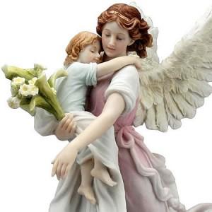 Nemesis Now The Guardian Angel Figurine