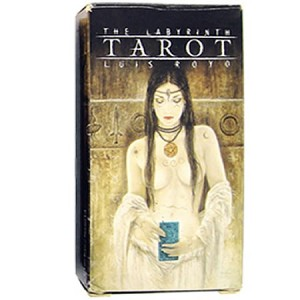 Nemesis Now The Labyrinth Tarot Cards
