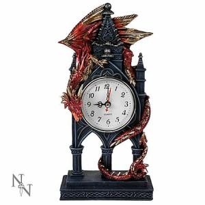 Nemesis Now Time Guardian Dragon Clock