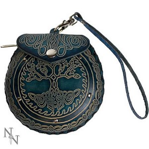 Nemesis Now Tree of Life Leather Purse