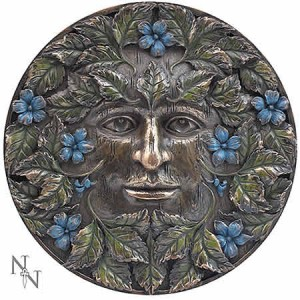 Nemesis Now Beltane Wall Plaque