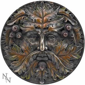 Nemesis Now Autumn Equinox Tree Spirit Wall Plaque