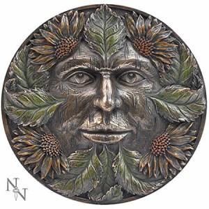 Nemesis Now Midsummer Tree Spirit Wall Plaque
