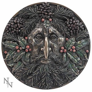 Nemesis Now Winter Tree Spirit Wall Plaque