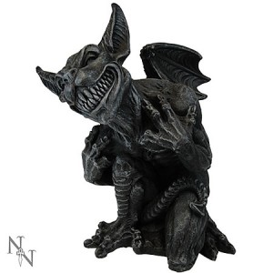Nemesis Now Trust Me Gargoyle Figurine