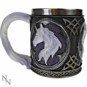 Nemesis Now Unicorn Tankard