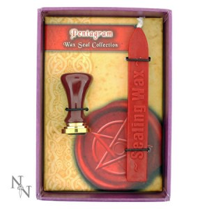Nemesis Now Pentagram Sealing Wax Kit