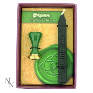 Nemesis Now Triquetra Sealing Wax Kit