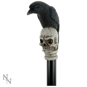 Nemesis Now Way of the Raven Swaggering Cane