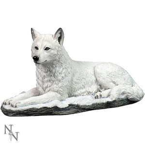 Nemesis Now White Shadow Figurine