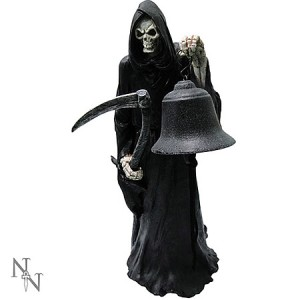 Nemesis Now Whom The Bell Tolls Figurine