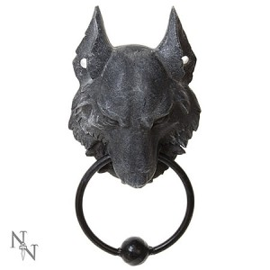 Nemesis Now Wild Door Knocker