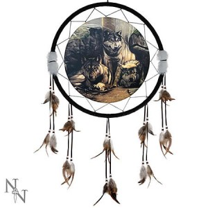 Nemesis Now Wild Watchers Dreamcatcher Medium
