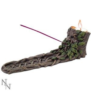 Nemesis Now Wildwood Incense and Tealight Holder