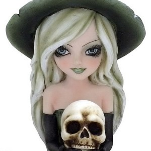 Nemesis Now Zelda Witch Figurine
