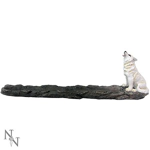 Nemesis Now Wolf Call Incense Holder