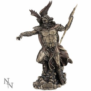 Nemesis Now Zeus Figurine