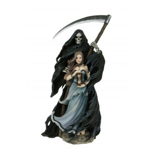 Nemesis Now Anne Stokes Summon The Reaper Figurine