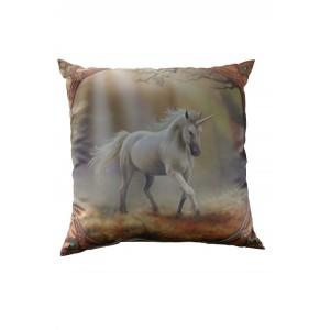 Glimpse of a Unicorn Cushion -