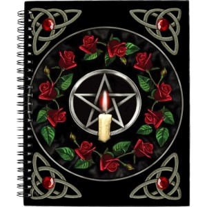 Journal - Pentagram Rose