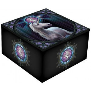 Nemesis Now Anne Stokes Enlightenment Mirror Box