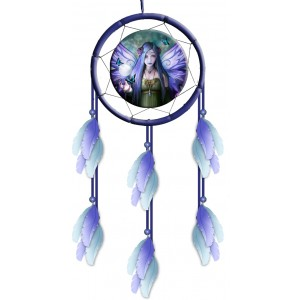 Nemesis Now Anne Stokes Mystic Aura Dreamcatcher (Set of 3)