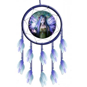 Nemesis Now Anne Stokes Mystic Aura Dreamcatcher Large