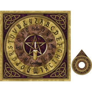 Nemesis Now Lisa Parker Pentagram Ouija Board