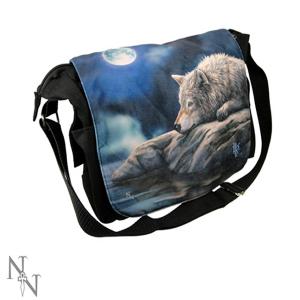 Nemesis Now Quiet Reflection Messenger Bag