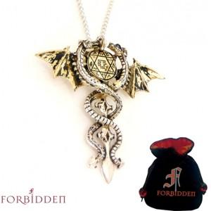 Sacred Dragon Amulet
