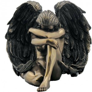 Nemesis Now Archangle Angels Despair Figurine